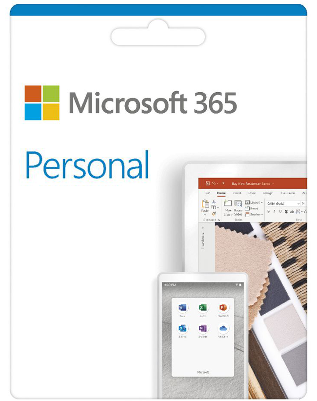 Microsoft 365 Personal (oude naam: Office 365 Personal)