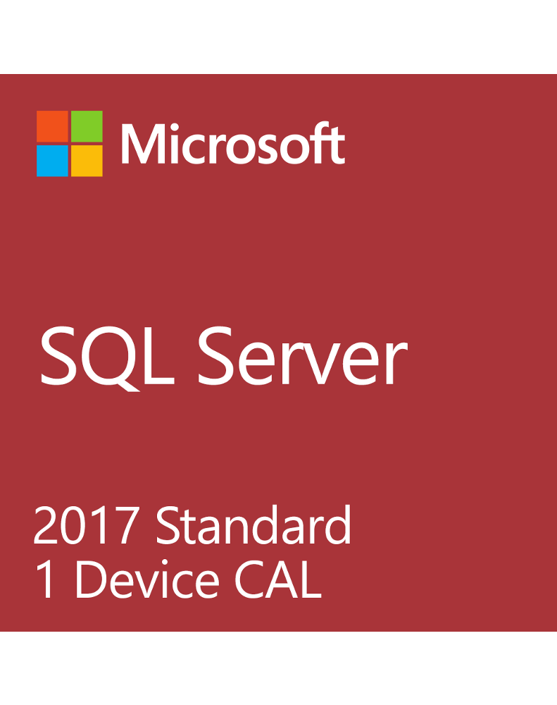 Microsoft SQL Device CAL (License + SA)