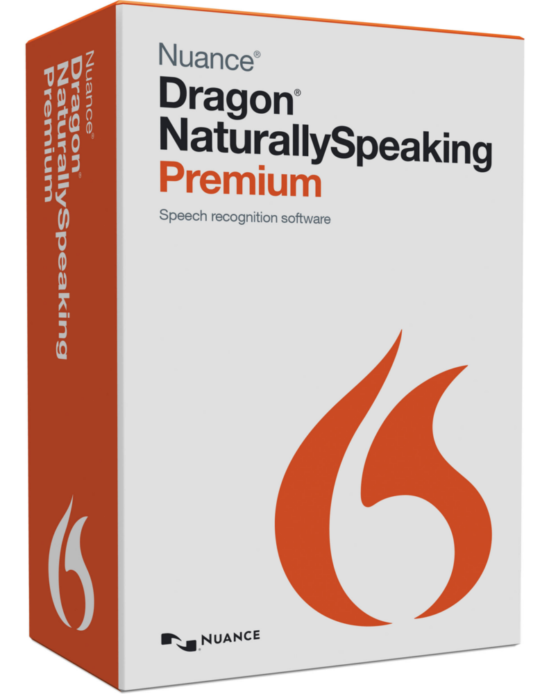 Nuance Dragon NaturallySpeaking 13 Premium (Upgrade)