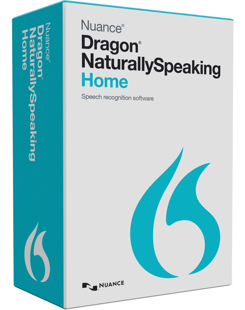 Nuance Dragon NaturallySpeaking 13 Home