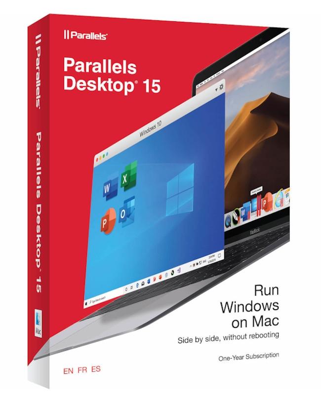 Parallels Desktop 15 voor Mac Bussiness Editie (1-Jarig Abonnement)