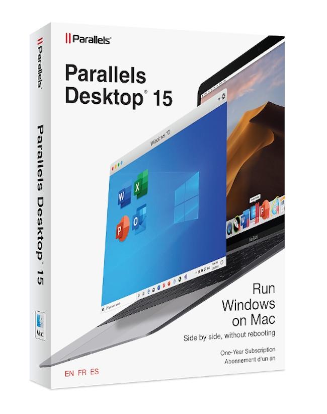 Parallels Desktop 15 voor Mac (1-Jarig Abonnement)