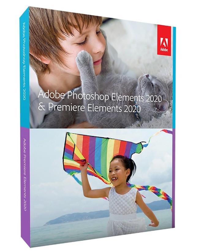 Adobe Photoshop Elements 2020 & Premiere Elements 2020 (Alleen voor studenten & docenten)
