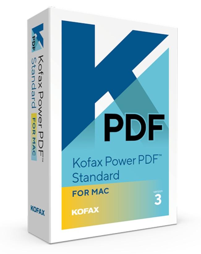 Power PDF Standaard voor Mac