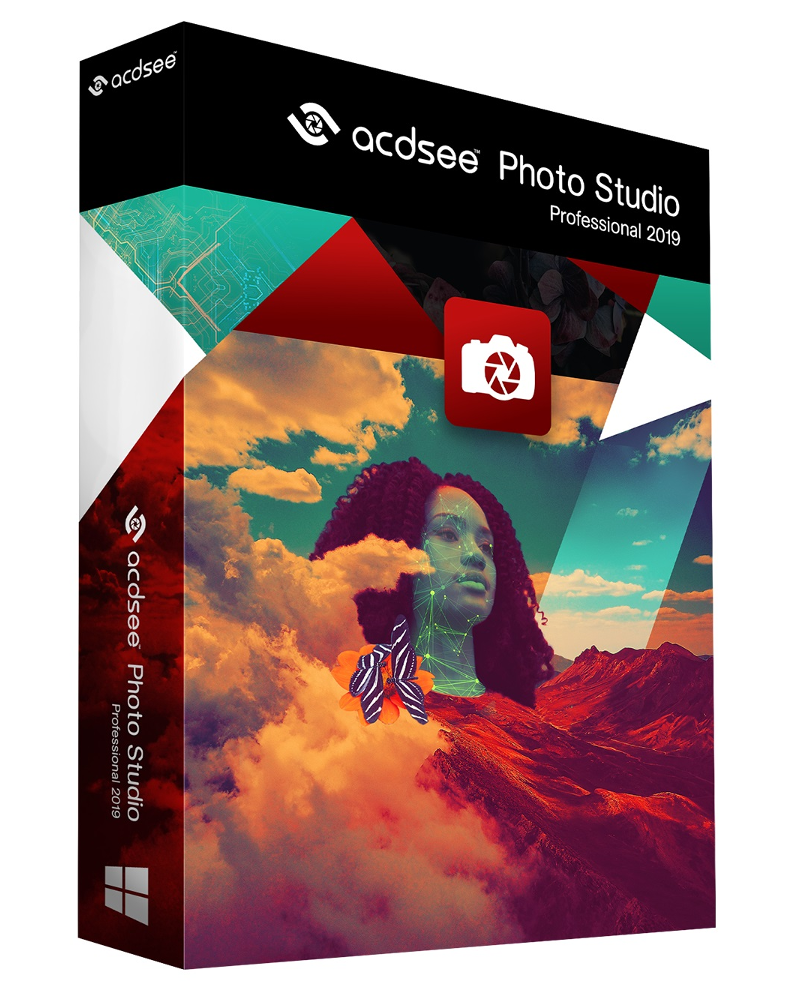 ACDSee Photo Studio Pro 2019 1-year subscription