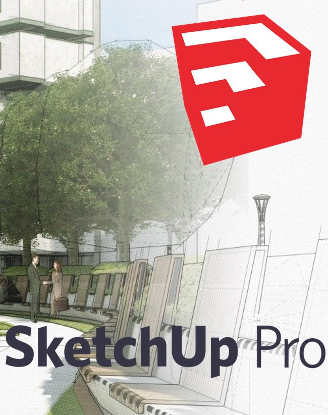 SketchUp Pro Abonnement 1 jaar