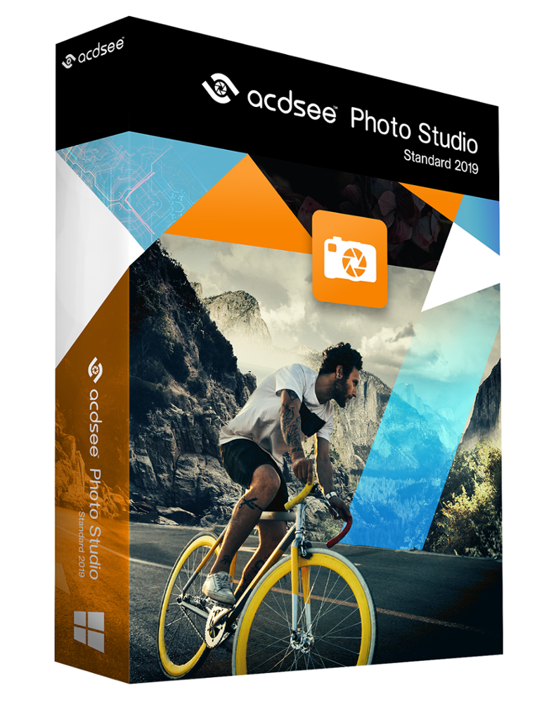 ACDSee Photo Studio Standard 2019 1-year subscription