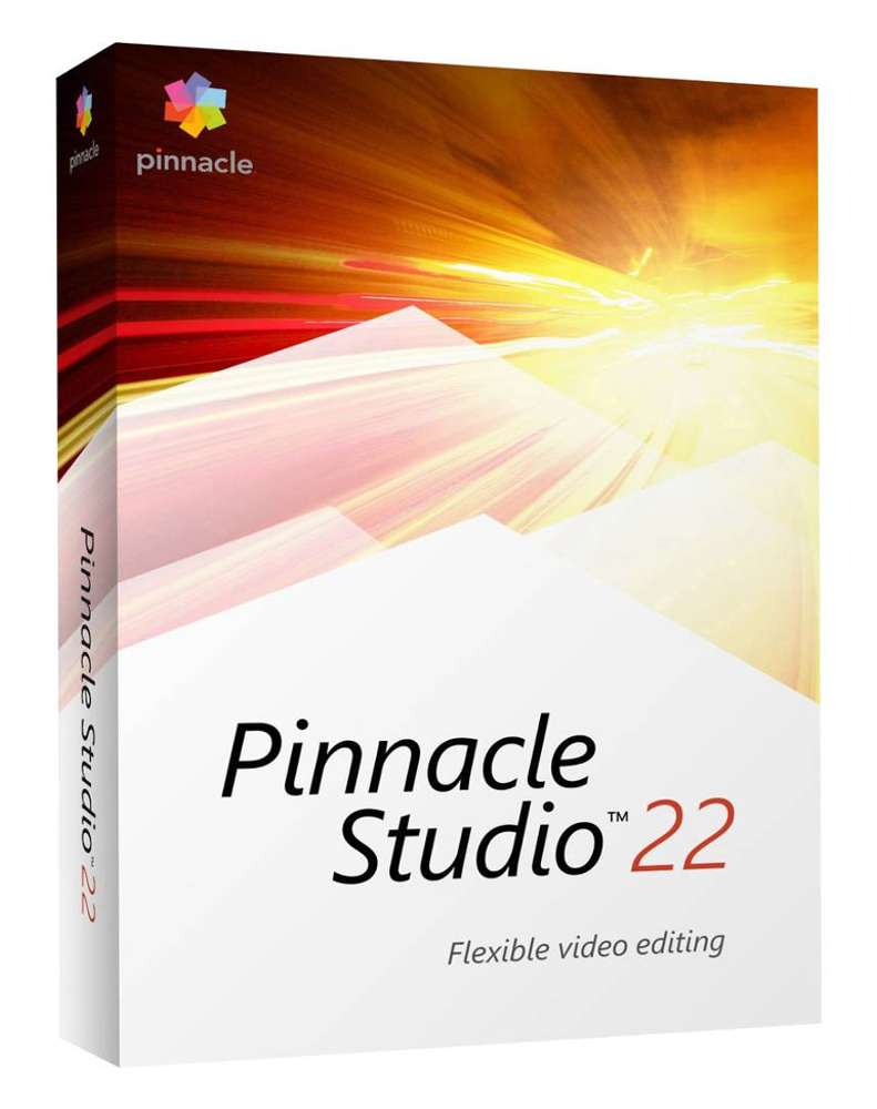 Pinnacle Studio 22 Standaard