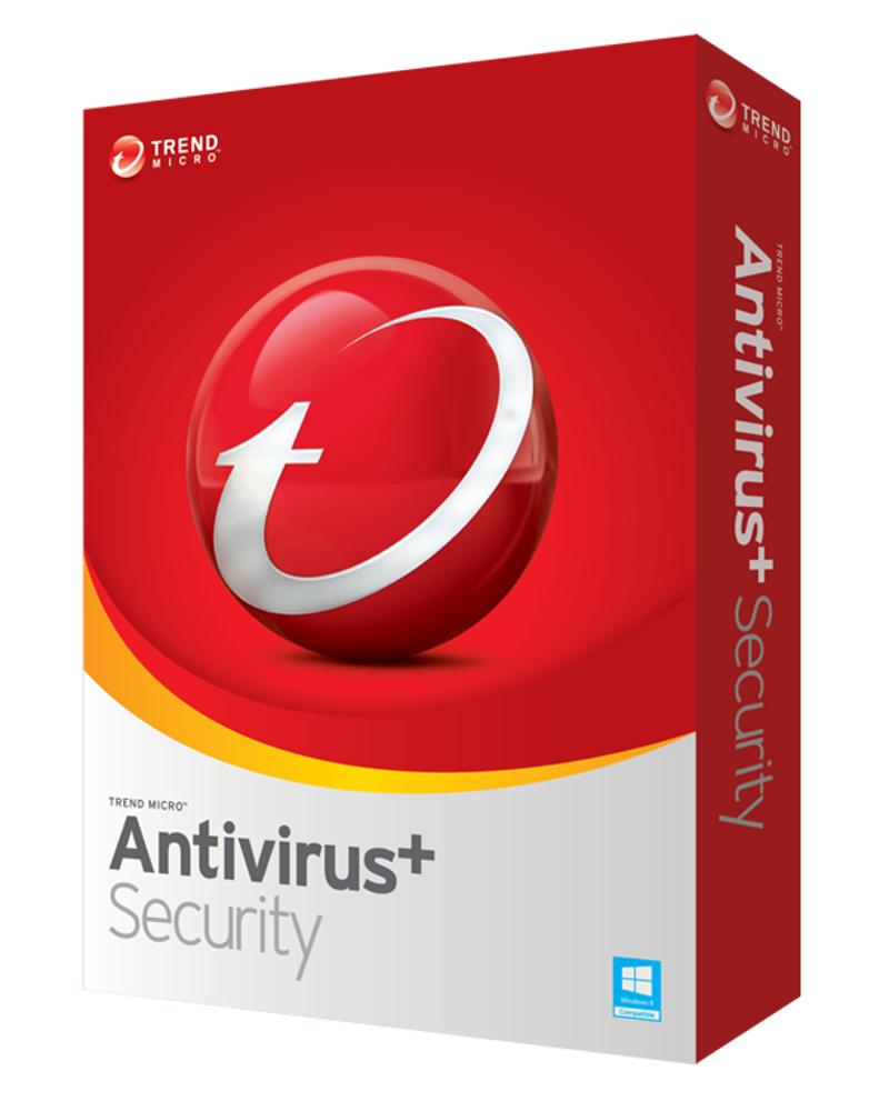 Trend Micro Antivirus Plus (3-PC 1 jaar)