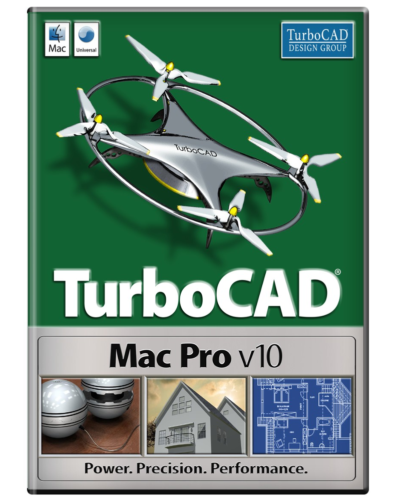 TurboCAD Mac Pro v10