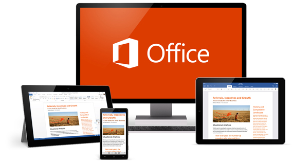 Microsoft Office 2013 Suites Image